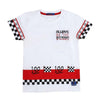 Be The Best Version T-Shirt For Boys - White (BM1-2005)