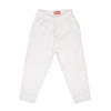 Plain Eastern Basic Pant For Girls - Off White (GP-002)