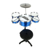 Junior Musical Jazz Drum Set For Kids (995-11)