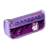 Unicorn Sequin Fancy Pencil Pouch - Purple (3319)