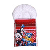 Mickey Mouse Baby Carry Nest - White/Red (CN-06)