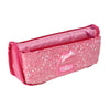 Fancy Glitter Pencil Pouch - Fuchsia (5808)