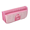 Fancy Glitter Pencil Pouch - Pink (5808)