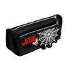 Spider Web Pencil Pouch - Black (5808)