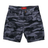 Camo Cotton Short For Boys - Grey (BS-010)