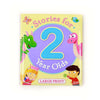 2 Years Olds Large Print Story Book For Kids - (SB-23)