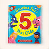 5 Years Olds Large Print Story Book For Kids - (SB-22)