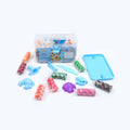 24 Colors Clay Play Dough Set (5009-1)