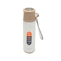 SUS 304 Stainless Steel Water Bottle 500ml - White (Z36)
