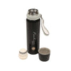 SUS 304 Stainless Steel Water Bottle 650ml - Black (3015)