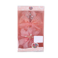 Fancy Crown Frill Headband Set - Pink (HBS-33)