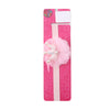 Fancy Crown Pearl Frill Headband - Pink (HB-44)