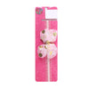 Fancy Bow Frill Headband - Pink (HB-50)