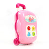 Musical Baby Suitcase For Kids - Pink (QF366-036)