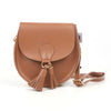 Stylish Cross Body Bag - Brown (6498)