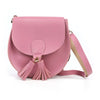 Stylish Cross Body Bag - Pink (6498)