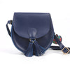 Stylish Cross Body Bag - Navy (6498)