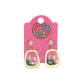 Fancy Pearl Earrings For Girls - Multi (13539-12)