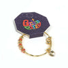 Fancy Stylish Bangles For Girls - Gold (9039-1)