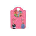 Love Design Earrings For Girls - Multi (13539-46)