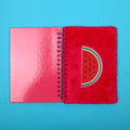 Watermelon Furr Notebook For Kids - Red (DRY-27-NB)