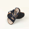 Casual Stylish Sandals For Boys - Navy (B-2)