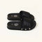 Stylish Casual Slipper For Boys - Black (B-14)