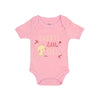 Daddy's Little Girl Romper For Infants Girls - Pink (UR-08)