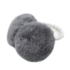 Pearl Furr Earmuff For Kids - Grey (EM-51)
