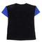 Fashion Geometrical T-Shirt For Girls - Black (IGT-G04)