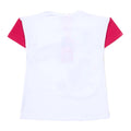 Sequin Bird T-Shirt For Girls - White (IGTM-02)