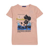 California Dreaming T-Shirt For Infant Boys - Peach (BM5-2033)