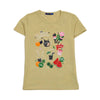 Summer Homemade T-Shirt For Infant Boys - Olive (BM5-2023)