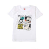 Mickey Mouse Printed T-Shirt For Boys - White (PTS-03)