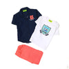 Take To The Ocean 3 Pcs Suit For Infants Boys (I3P-01)