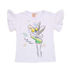 Angel Fairies T-Shirt For Girls - White (ANG-01)
