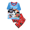 Lego Batman 2 PCs Suit For Boys - Blue/Red (SB-031)