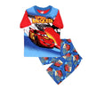 Lightning McQueen 2 PCs Suit For Boys - Blue (SB-033)