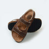 Straps Style Sandals For Boys - Brown (DES-5)