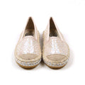Stylish Comfortable Sneakers For Girls - Beige (007-7)