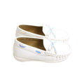Casual Stylish Loafers For Girls - White (1005-37)