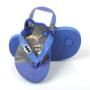 Batman Casual Slippers For Boys - Blue (JD-04)
