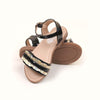 Girls Sandals 1010-7 - Black