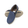 Casual Denim Sneakers For Boys - Blue/Brown (JS-223A)