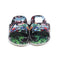 Marvel Avengers Casual Slipper For Boys - Black (MY-102)
