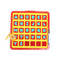 Alphabets Puzzle Board For Kids - Red (PB-07)