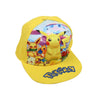 Pokemon Character Cap For Kids - Yellow (KC-005)
