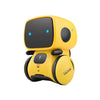 Smart Voice Control Intelligent Robot - Yellow (AT001)