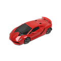 Lamborghini Pull Back Model Car - Red (92410)