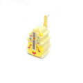 Violin Shape Pencil Sharpener Machine - Yellow (LH0023)